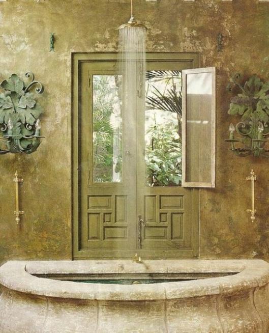 tuscan bath